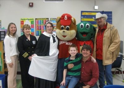 Ms.-Kinzer-with-Mascots-1024x768
